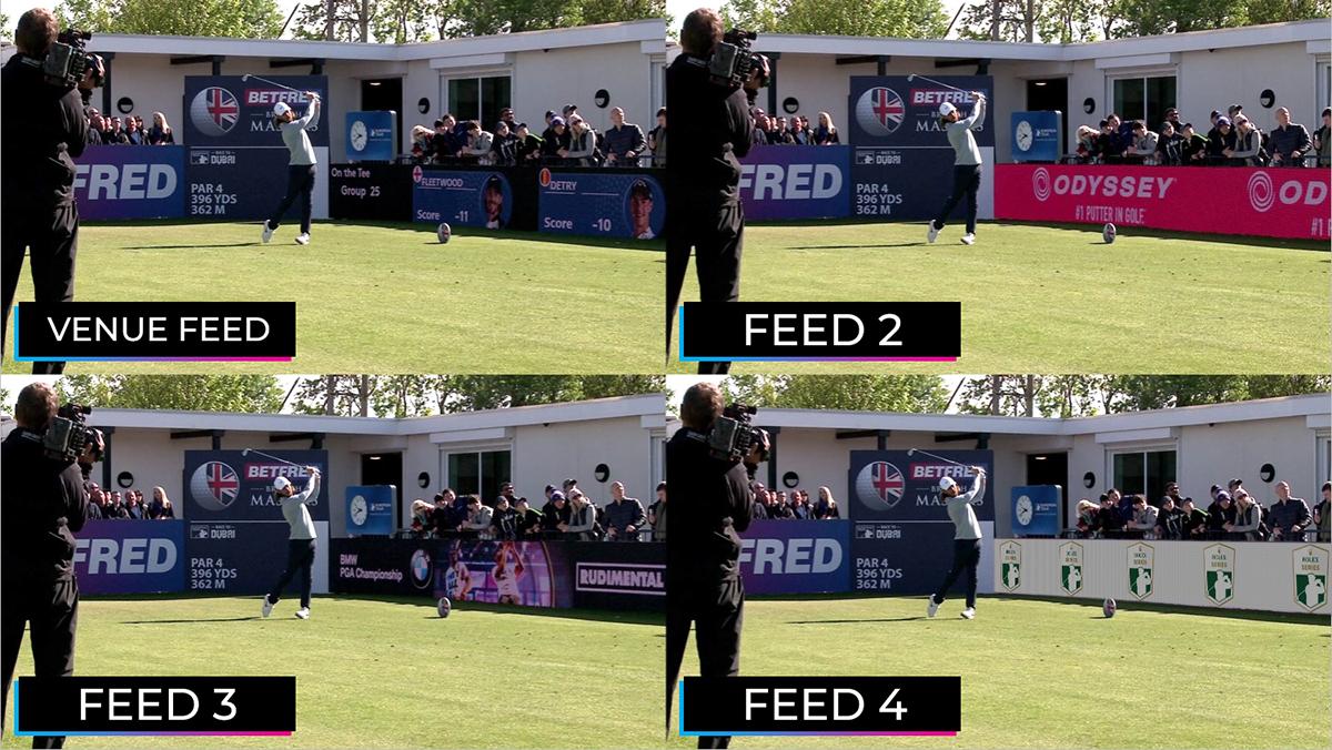 Tla Tgi Sport Pads Betfred British Masters