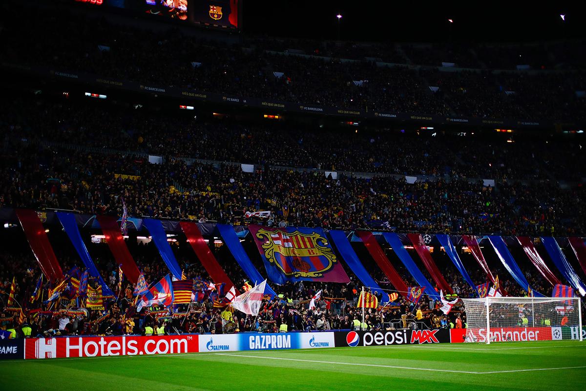 Fc Barcelona V Borussia Dortmund: Group F Uefa Champions League